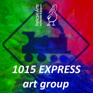"Art image with text ""1015 express art group"""