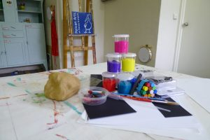 Image of mildura studio and art materials